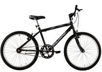 Bicicleta Aro 24 Masculina Dalannio Bike Stroll Sem Marcha Preta -
