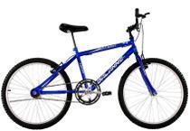 Bicicleta Aro 24 Masculina Sport Sem Marchas Azul - Dalannio Bike