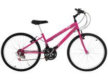 Bicicleta Aro 24 South Bike Lover Girl  - Freio V-Brake 18 Marchas