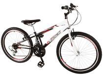 Bicicleta Aro 24 Track & Bikes Axess Freio V-Brake - 18 Marchas