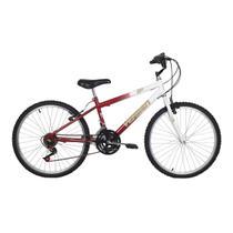 Bicicleta Aro 24 Verden Bikes Live 18 Marchas Aço Carbono -