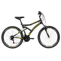 Bicicleta Aro 26 - 21 Marchas - Caloi -