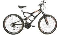 Bicicleta Aro 26 21M Mb 500 Full Preto Fosc - Mega Bike