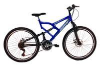 Bicicleta Aro 26 21v Status Full (Freio a disco) - Status Bike