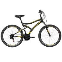Bicicleta Aro 26 - Andes - Preto - Caloi -