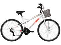 Bicicleta Aro 26 Caloi 2021 Ventura T18R26V21 Aço - Freio V-Brake 21 Marchas