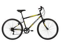 Bicicleta Aro 26 Caloi A20 Aspen Easy  - Freio V-Brake 7 Marchas