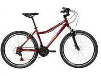 Bicicleta Aro 26 Caloi Rouge Alumínio - Freio V-Brake 21 Marchas