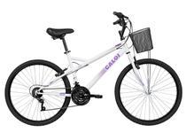 Bicicleta Aro 26 Caloi Ventura Freio V-Brake - 21 Marchas
