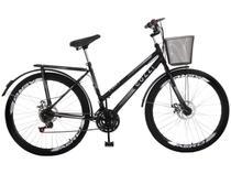 Bicicleta Aro 26 Colli Fort Freio a Disco  - 21 Marchas