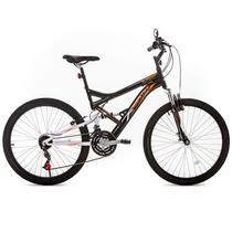 Bicicleta Aro 26 com Quadro em Aço Carbono Stinger-Houston -