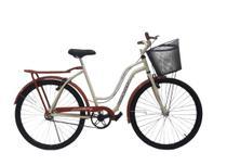 Bicicleta Aro 26 Feminina Retrô Galileus -
