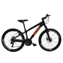 Bicicleta Aro 26 Freio a Disco 21 Vel. Gios FRX Freeride -