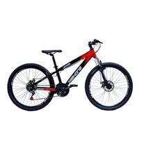 Bicicleta Aro 26 High One Joker Freeride 24 Marchas Freio A Disco Mecanico -