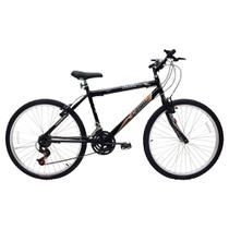 Bicicleta Aro 26 Masculina 21 Marchas Flash Pop Bike - Cairu