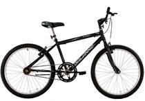 Bicicleta Aro 26 Masculina Dalannio Bike Stroll Sem Marcha Preta -