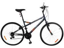 Bicicleta Aro 26 Mountain Bike Caloi Montana - Freio V-Brake 21 Marchas