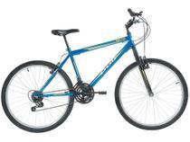 Bicicleta Aro 26 Mountain Bike Polimet Delta - Freio V-Brake 18 Marchas