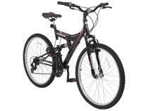 Bicicleta Aro 26 Mountain Bike Track  Bikes - TB 200/PP 18 Marchas