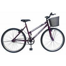 Bicicleta aro 26  moutainbike feminina - Depedal