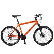 Bicicleta Aro 26 MTB Colli Ultimate 21m Freios à Disco -
