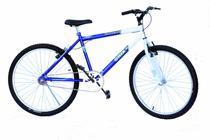 Bicicleta aro 26 onix masc s/marcha convencional cor azul -
