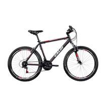 82b9a9ff3 Bicicleta Aro 26 T19R26V21 Aluminium Sport Preto - Caloi
