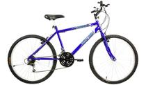 Bicicleta Aro 26 Thunder 21 M Sport Azul - Mega Bike