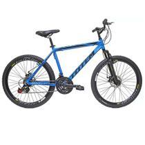 Bicicleta Aro 26 Totem Blitz 21v Freio a Disco -