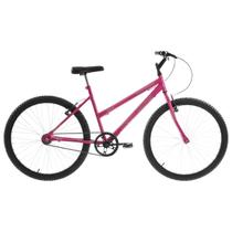 Bicicleta Aro 26 Ultra Bikes V-Break Rosa -