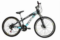 Bicicleta Aro 26 Viking Tuff 21v Aluminio - Viking x