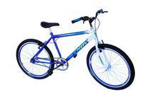 Bicicleta aro 26 wendy masc s/marcha com aero cor azul -