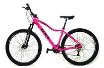 Bicicleta Aro 29 21v GTI Isis Feminina Freio A Disco - Absolute