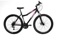 Bicicleta Aro 29 21v Shimano Status Belissima c/ Suspensão - Status Bike