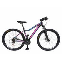 Bicicleta aro 29 aero alfameq feminina - alumínio - Depedal