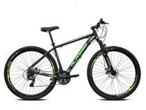 Bicicleta Aro 29 Alfameq ATX 21v Freio a Disco -