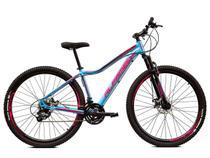 Bicicleta Aro 29 Alfameq Pandora Feminino 21v Freio a Disco -