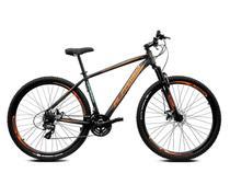 Bicicleta Aro 29 Alfameq Tirreno Altus 24v e Trava -
