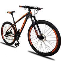 Bicicleta Aro 29 Alumínio 21v Cambios Shimano Freio Hidráulico Ksw -