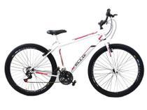 Bicicleta Aro 29 Aro Aero 21 M. Quadro18,5 Velox Branca - Ello Bike -