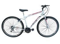 Bicicleta Aro 29 Aro Aero Velox Branca/Vermelho - Ello Bike -