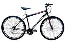 Bicicleta Aro 29 Aro Aero Velox Preta/Vermelho - Ello Bike -