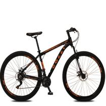 Bicicleta Aro 29 Colli Atalanta Aluminio 532/72 21m -