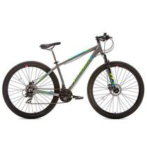 Bicicleta Aro 29 com Quadro TM 19 Shimano Mercury HT-Houston