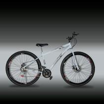 Bicicleta Aro 29 De Aço 21v Freio A Disco - Avance