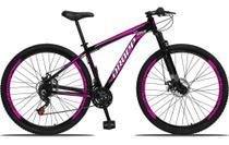 Bicicleta Aro 29 Dropp Aluminium 21 Velocidades Freios A Disco Com Suspensão -