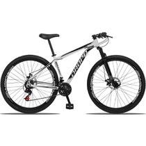 Bicicleta Aro 29 Dropp Aluminum 21v Suspensão Freio a Disco - Tamanho 17 -