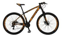 Bicicleta Aro 29 Dropp Z3 21 velocidadesCâmbio Shimano Tamanho  do Quadro 15 P -