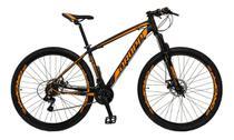 Bicicleta Aro 29 Dropp Z3 21v Câmbio Shimano Tamanho de quadro 19 G -
