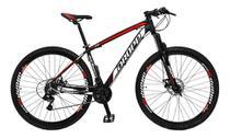 Bicicleta Aro 29 Dropp Z3 21v Câmbio Shimano Tamanho do Quadro 17 M -